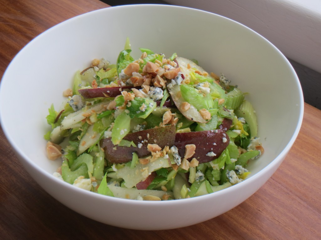 Pear and Celery Salad hero