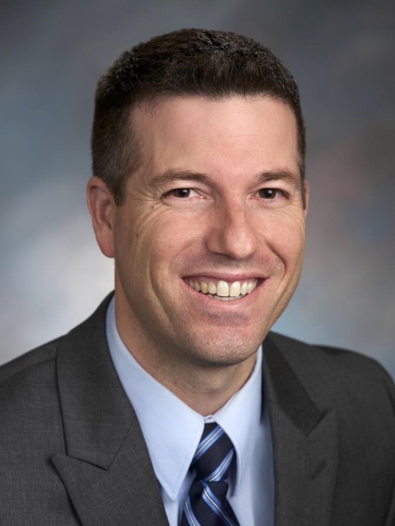 Rep. Brad Hawkins R-12