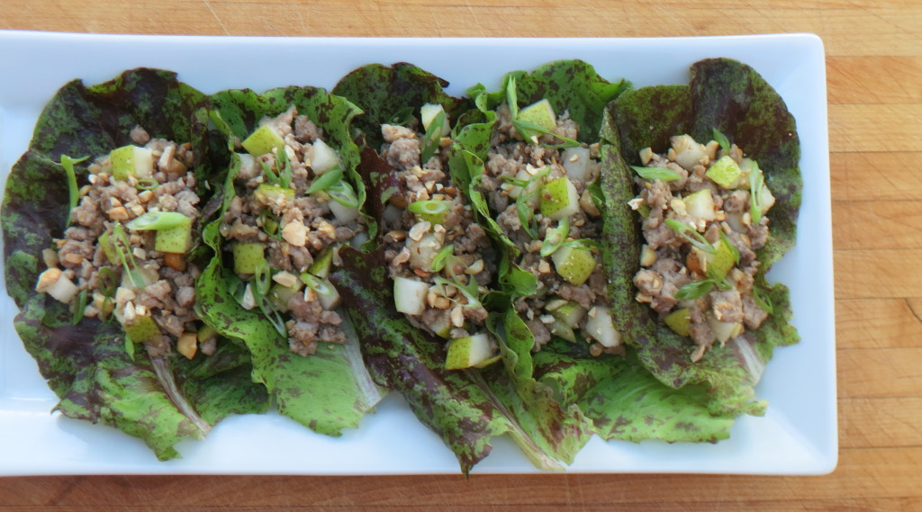 asian-pork-lettuce-wrap