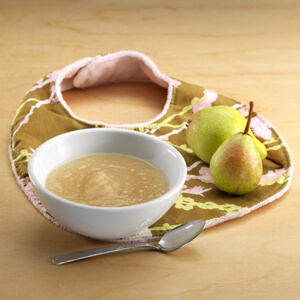 Pear Baby Food
