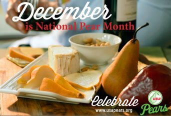 december-pear-month-icon