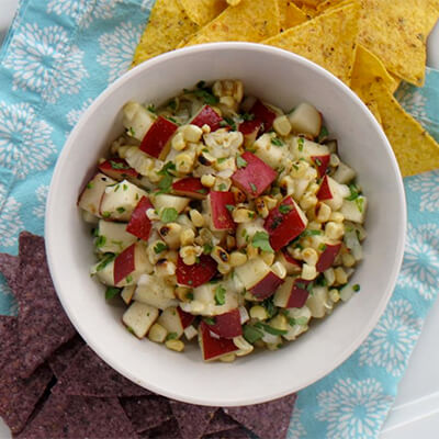 Red Pear Salsa