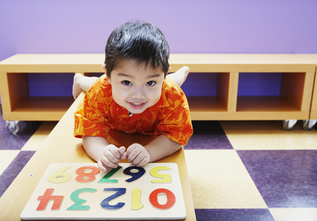 Kids need nutrients to grow healthy bodies.
