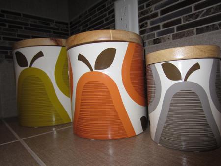 Orla Kiely Pear Home Decorating Ideas Interior Design