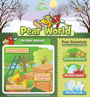 Pear World Screen Shot 4in