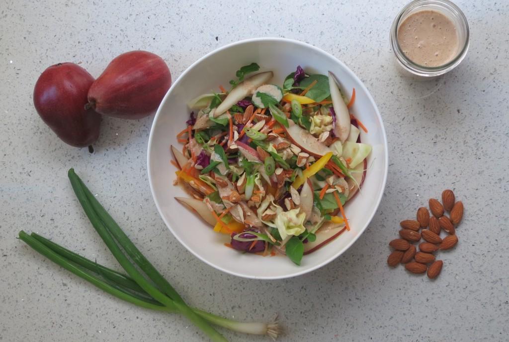 crunchy salad