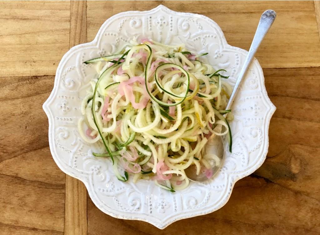 Cucmber Salad 6