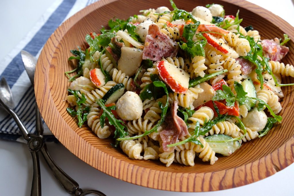 pear pasta salad