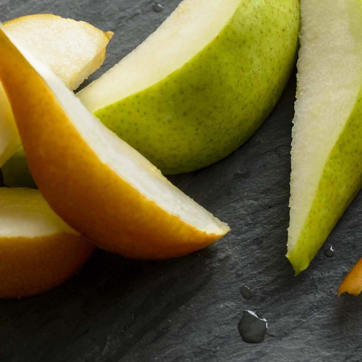 anjou bosc pears