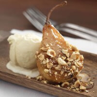 caramelized-bosc-pears-with-hazelnut-butter