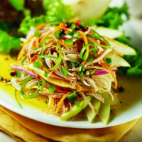 fresh-pear-and-pork-tostadas
