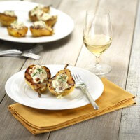 grilled-pears-stuffed-with-mascarpone-and-bacon