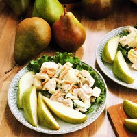 almond-and-pear-chicken-salad