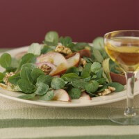 mache-roasted-pear-and-fennel-salad-with-port-vinaigrette
