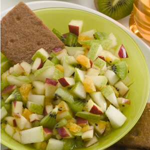 Student's Pear Salsa