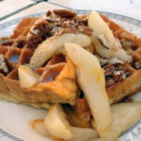double-delight-pear-waffles