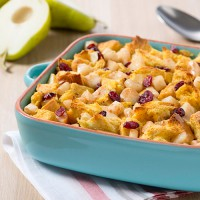pear-cranberry-bread-pudding