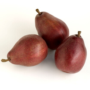 Red Anjou Pears