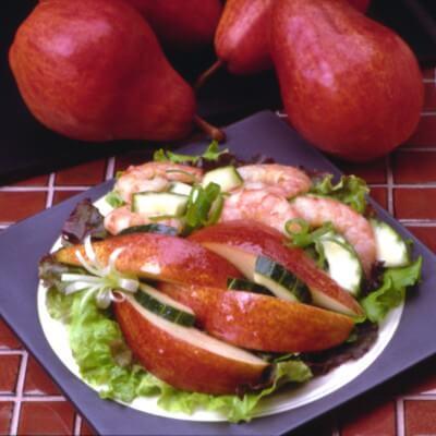 Thai Salad with USA Pears