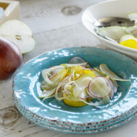shaved-pear-salad