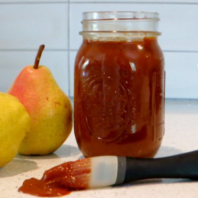 Pear Barbecue Sauce Recipe