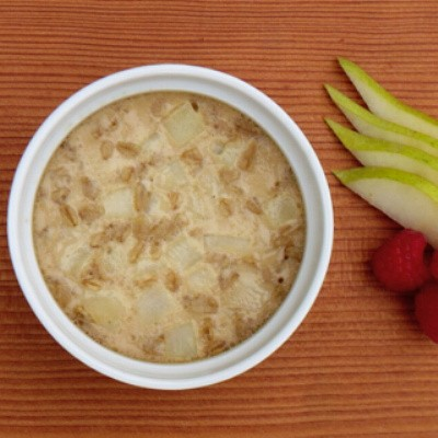 chai-spiced-baked oatmeal