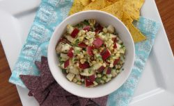 smoky-red-pear-grilled-corn-salsa