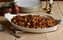 pear-sausage-stuffing