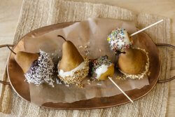 caramel-and-chocolate-dipped-pears