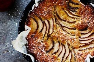 Warm Pear Dessert