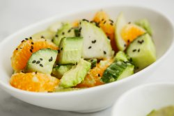 pears-with-mandarins-avocado-cucumber