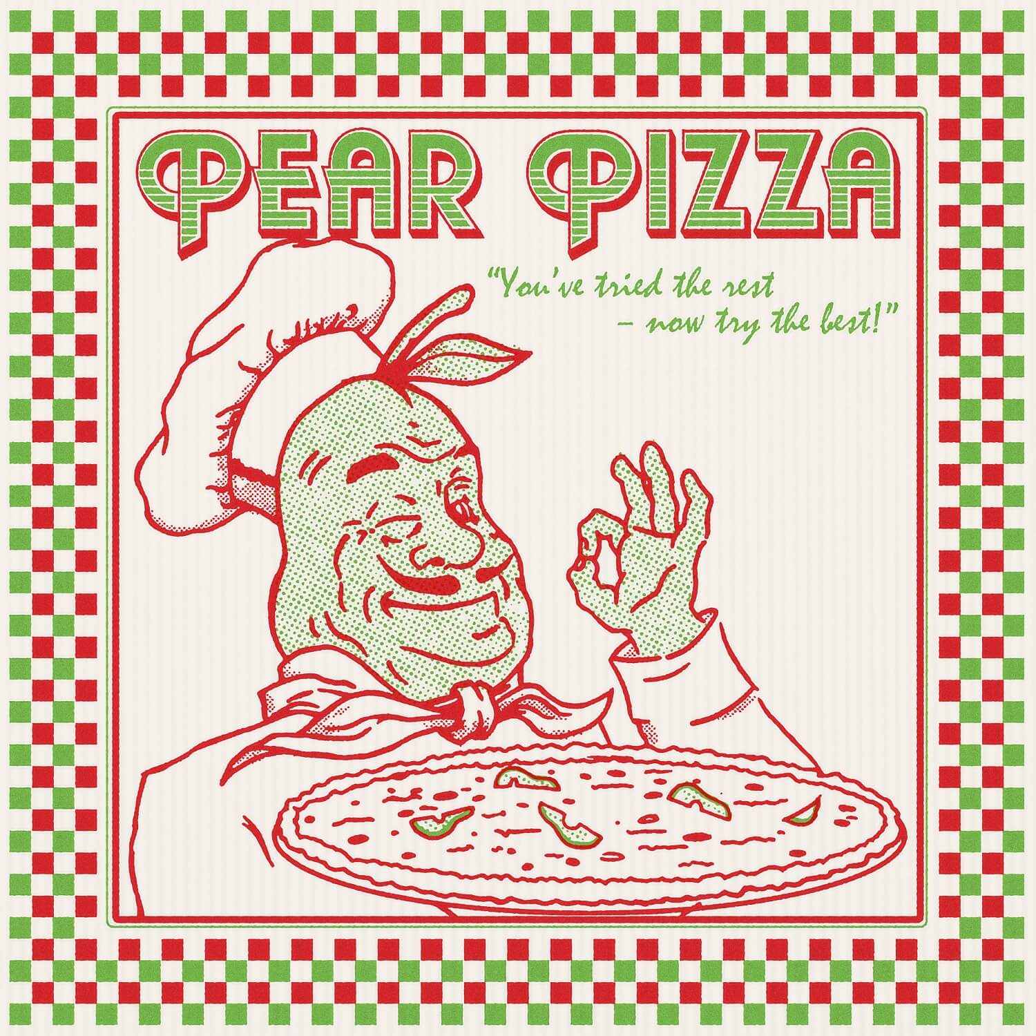 pear pizza image
